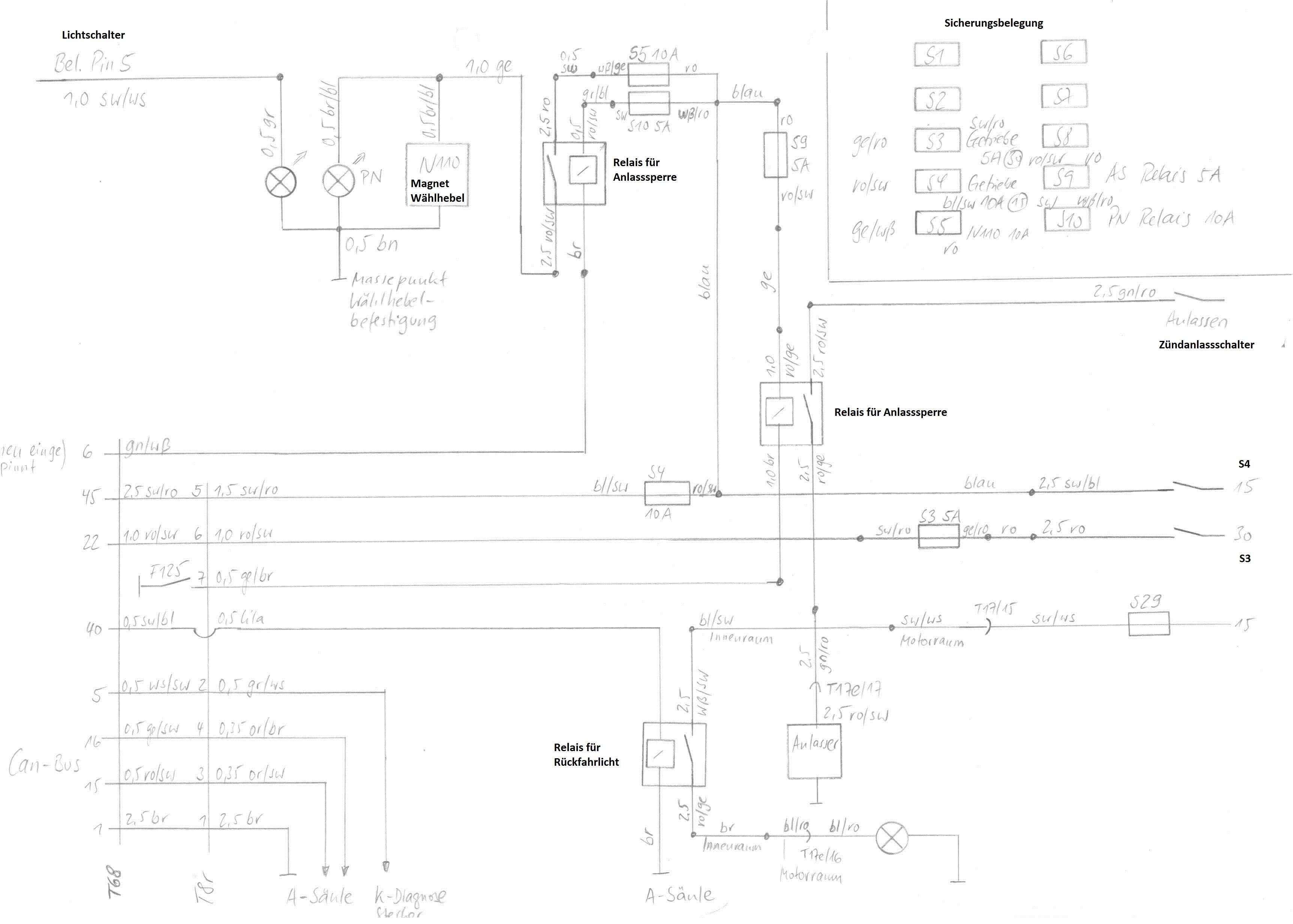 Automatikgetriebe nachrüsten - Seite 2 - Ausstattungen & Umbauten ...