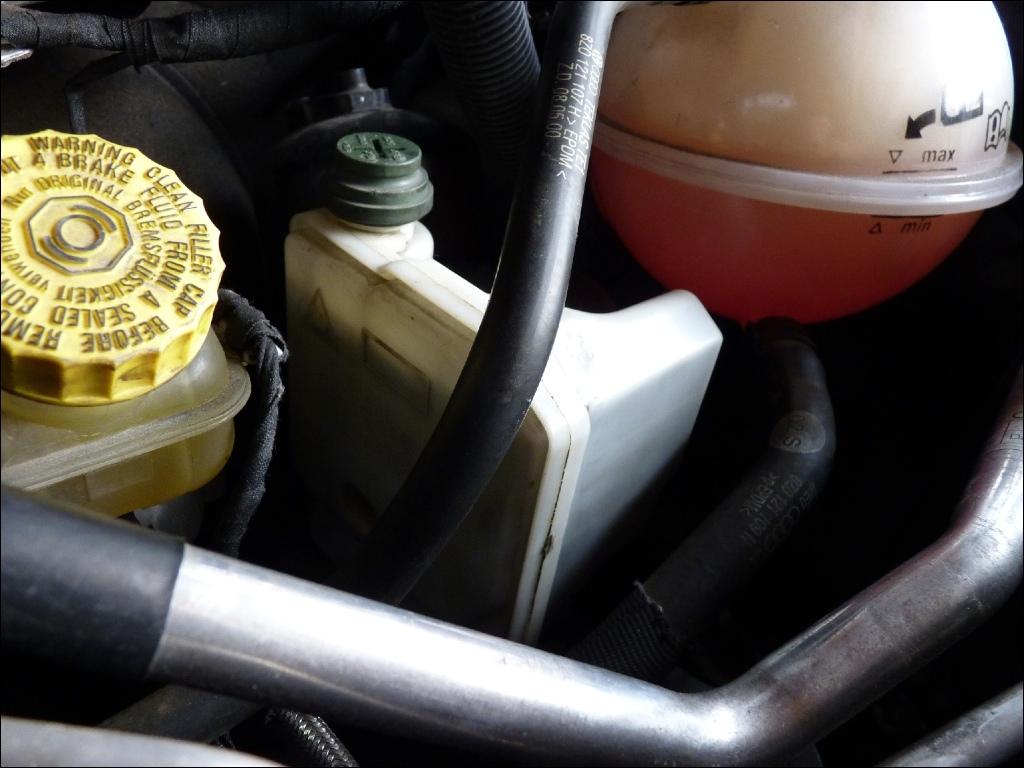 1.2TDI Motorraum 2