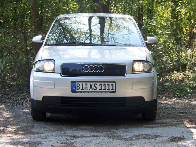 mein dritter Audi