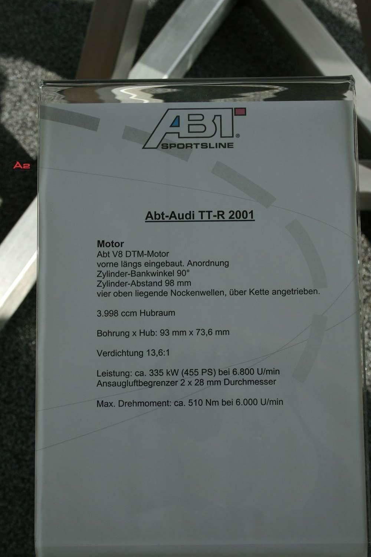 Besuch bei ABT