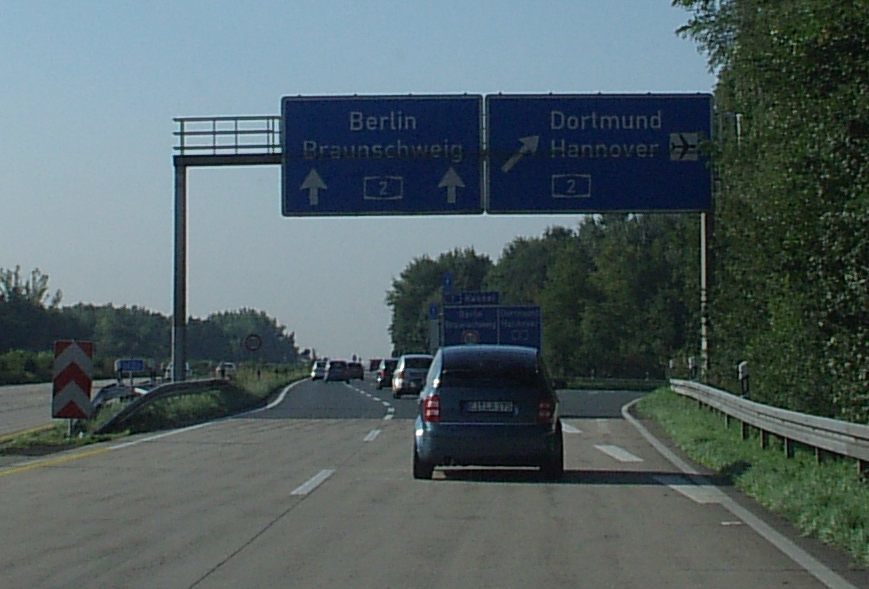 Anreise Autostadt