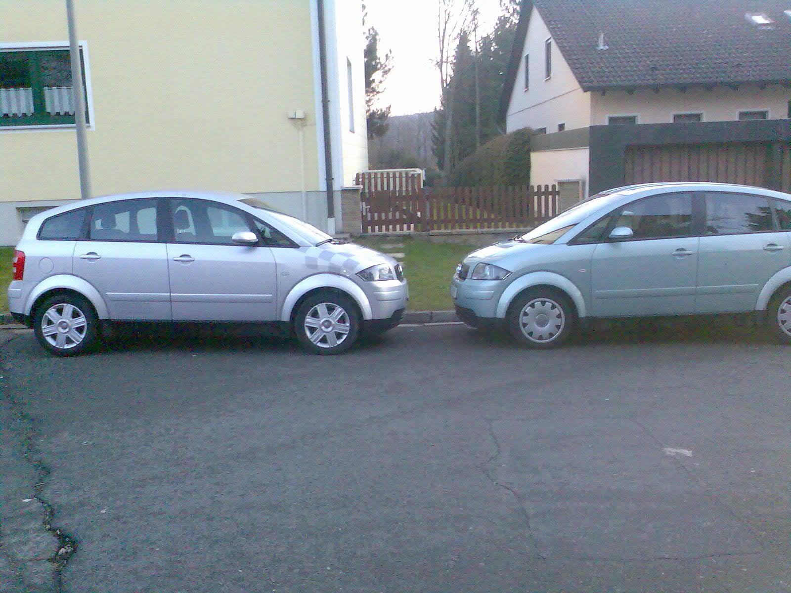 Privates A2 Treffen in Kronach :-)