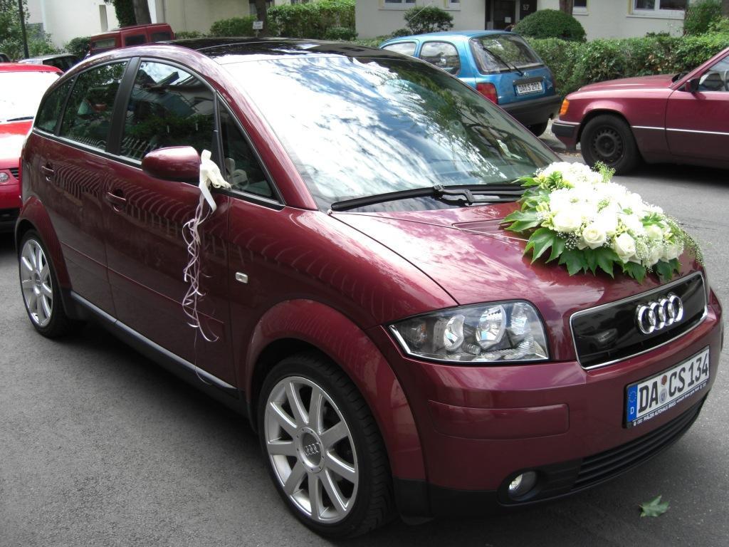 Hochzeitsauto A2 ( 2. August)