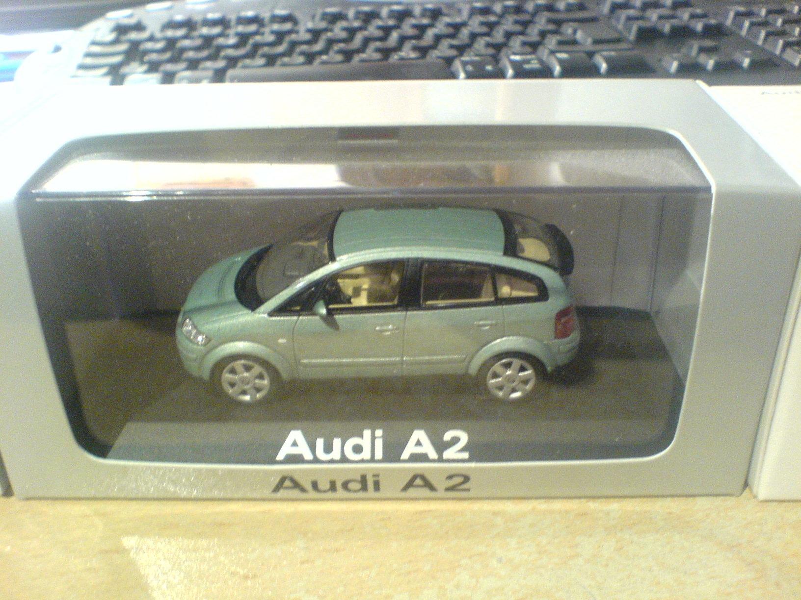 meine A2 Modelle