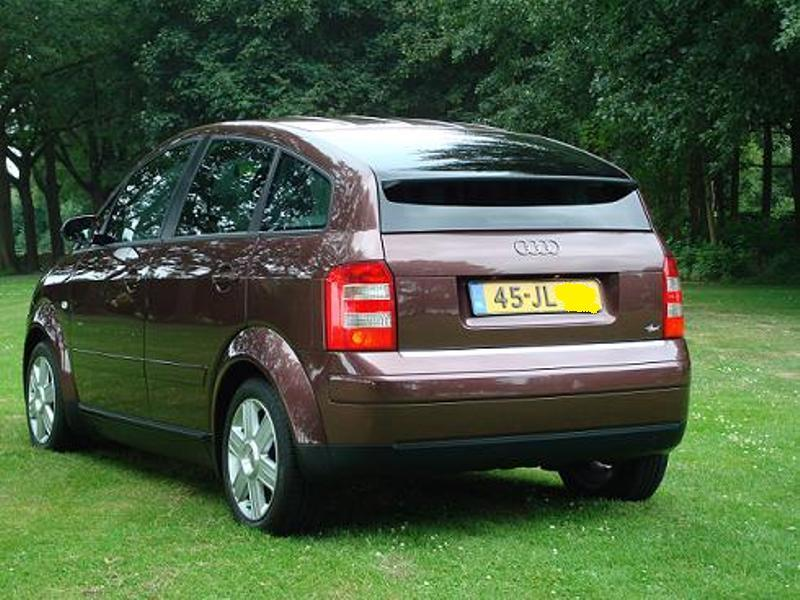 Meine Audi A2