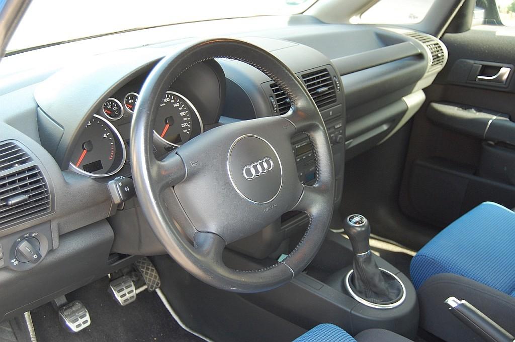 Audi A2 color.storm S-Line
