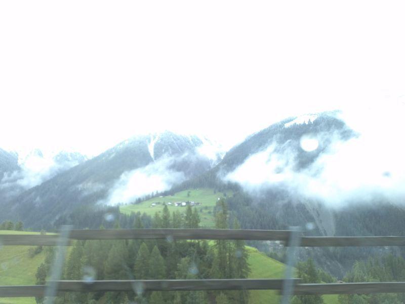 Grüsch, Schweiz, August 2011