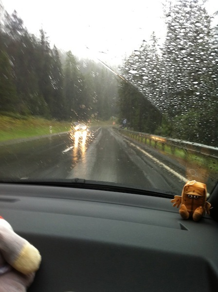 Kugelausfahrt Schweiz 27.8.2011