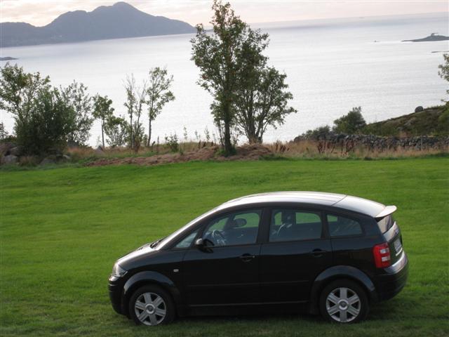A2 in Norwegen 2008, Vanylvenfjord