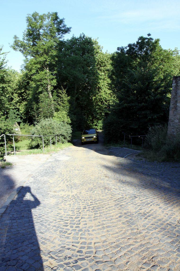 Jahrestreffen 2010 Odenwald - Jugendherberge Starkenburg