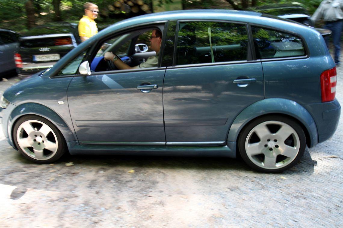 Jahrestreffen 2010 Odenwald - Orientierungsfahrt Endspurt
