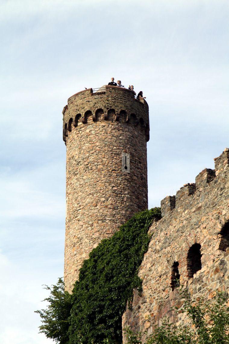 Jahrestreffen 2010 Odenwald - Auf zur Burg!