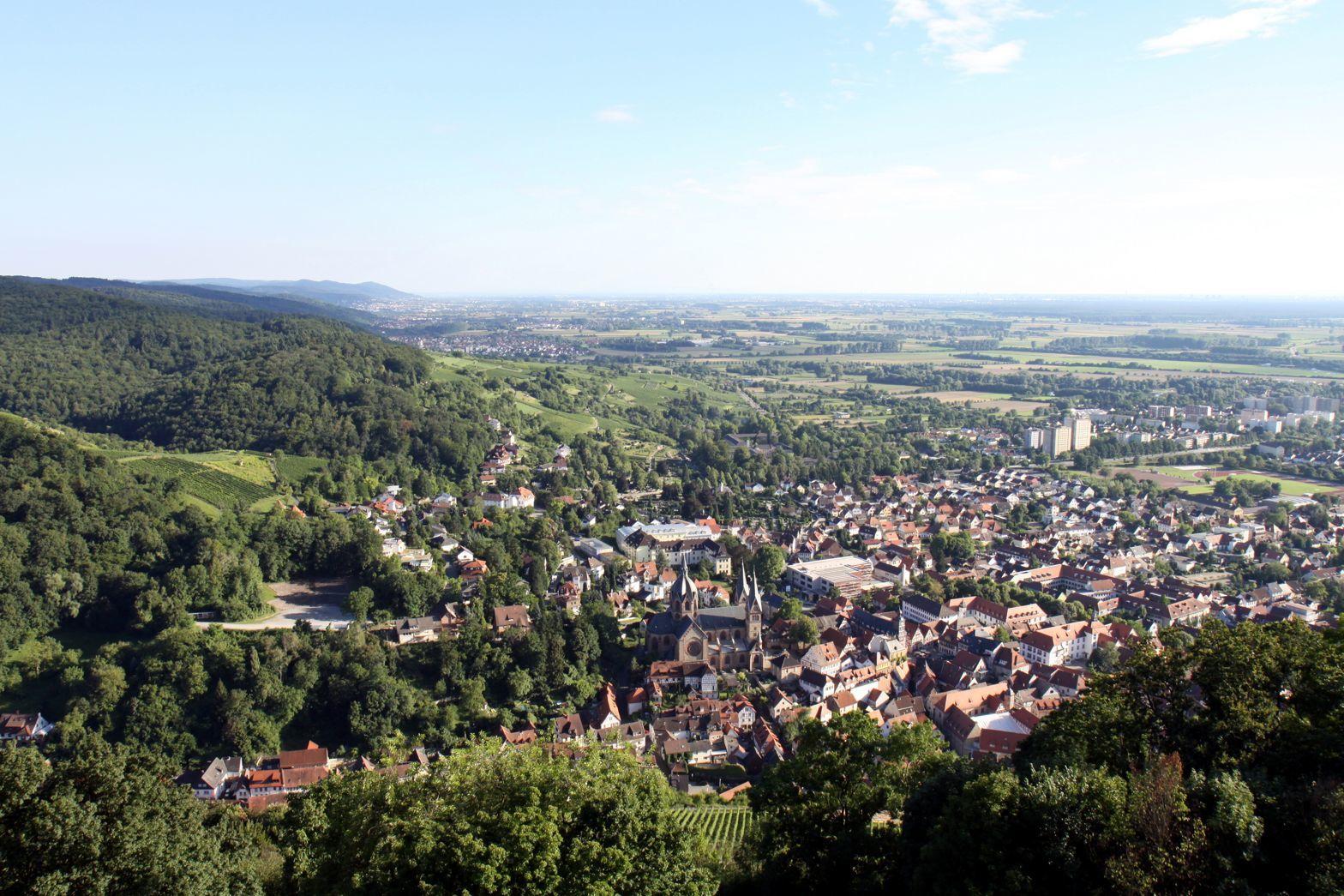 Jahrestreffen 2010 Odenwald
