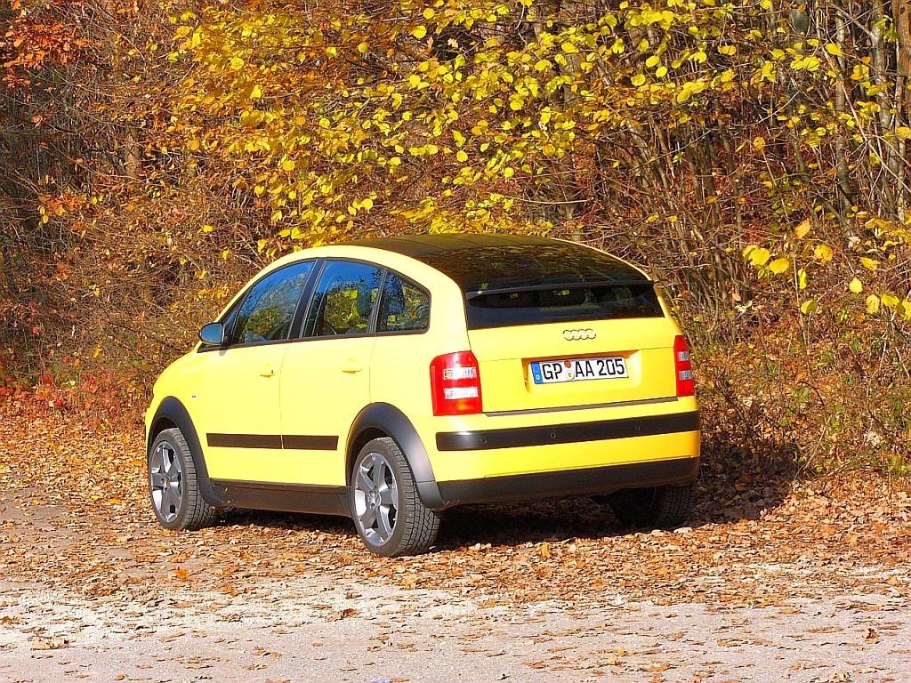 Audi A2 von Kitzblitz