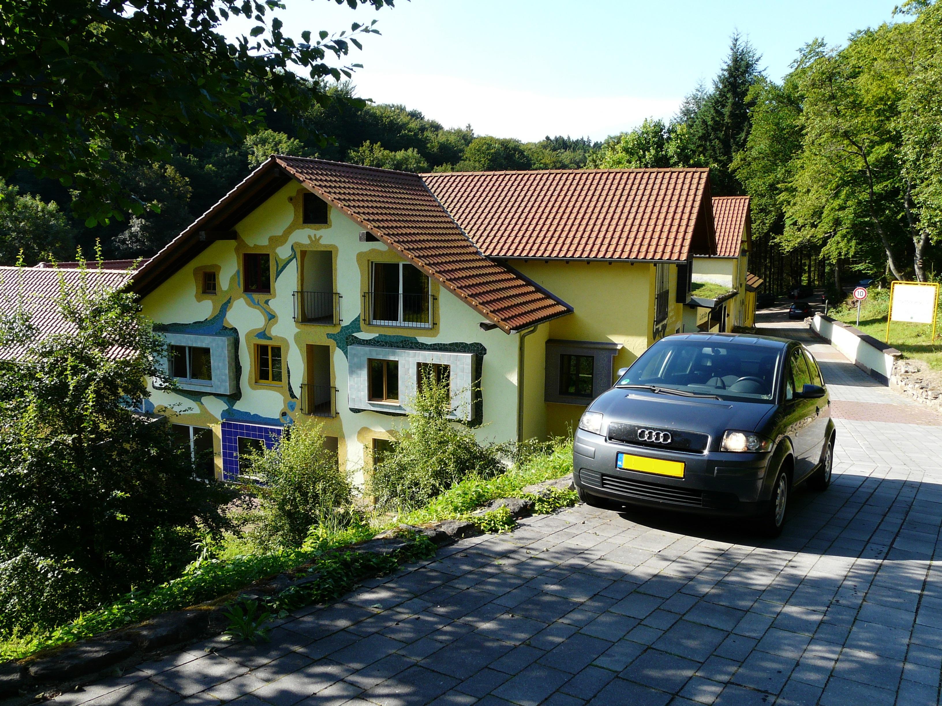 Romulus Farbenspiel Hüttenmühle