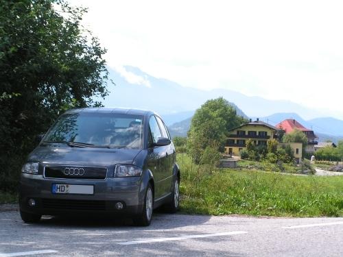A2 in Österreich