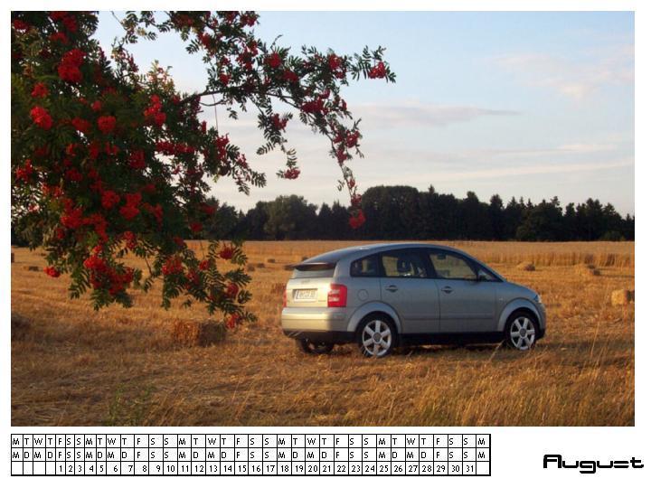 Calendar, vorschlag 1