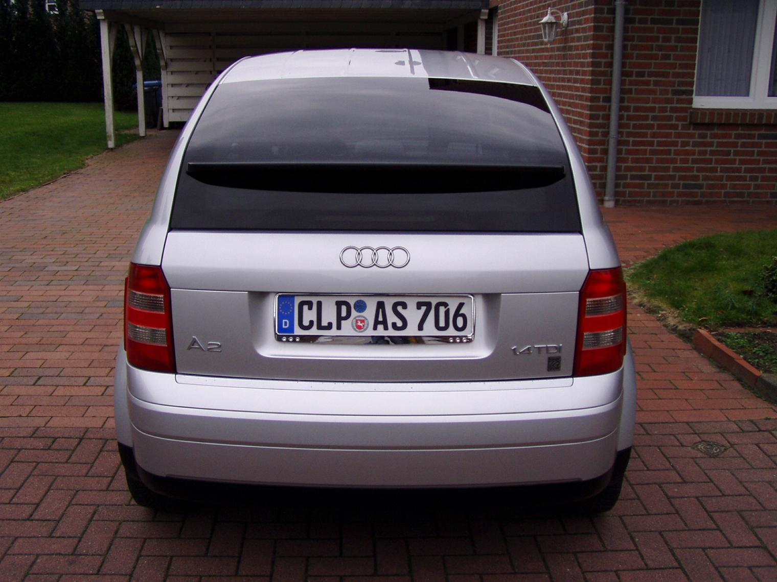 Mein erster Audi