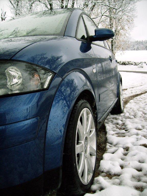 1. Wintereinbruch 2007