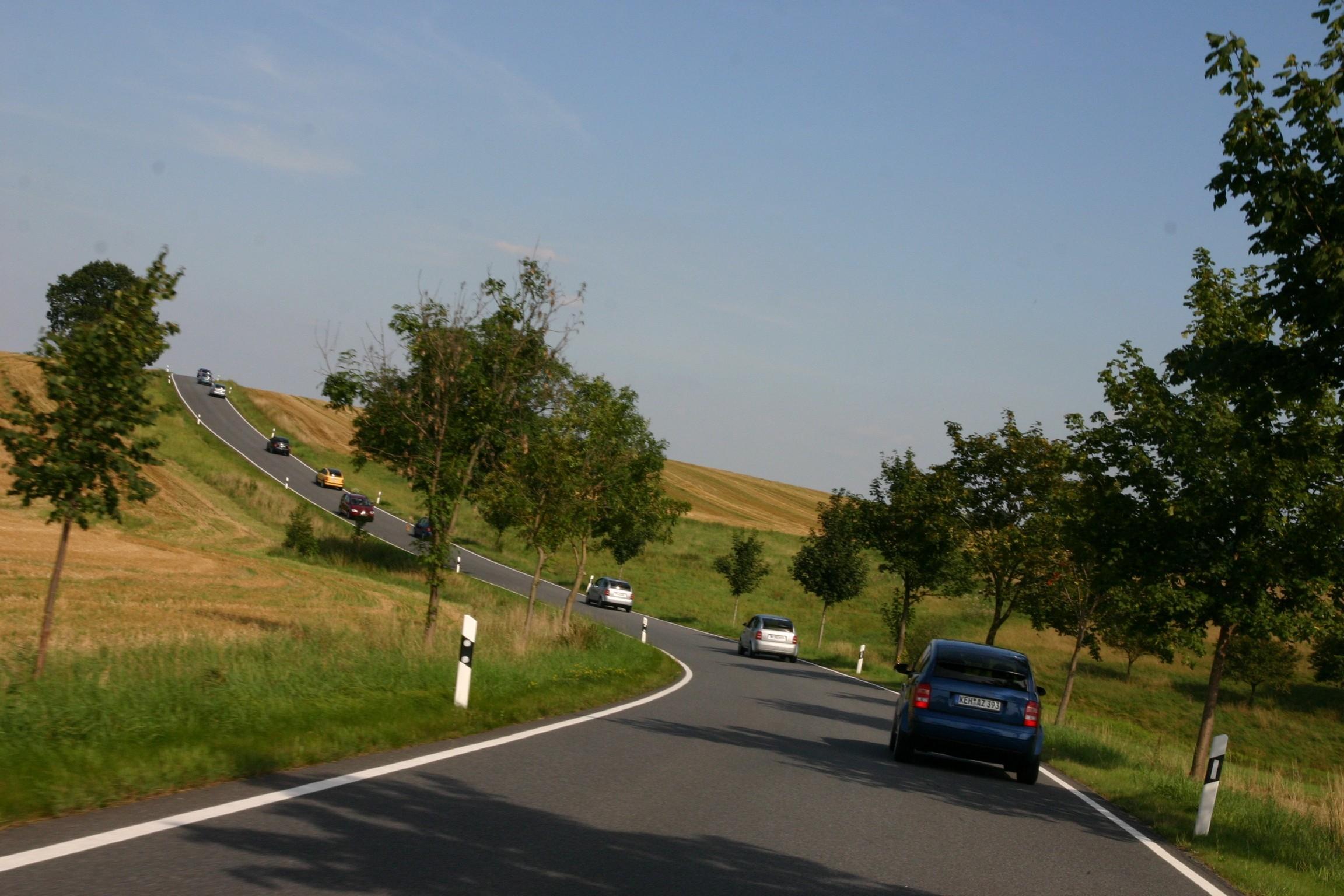 Fahrt zur Kirnitzschtalbahn