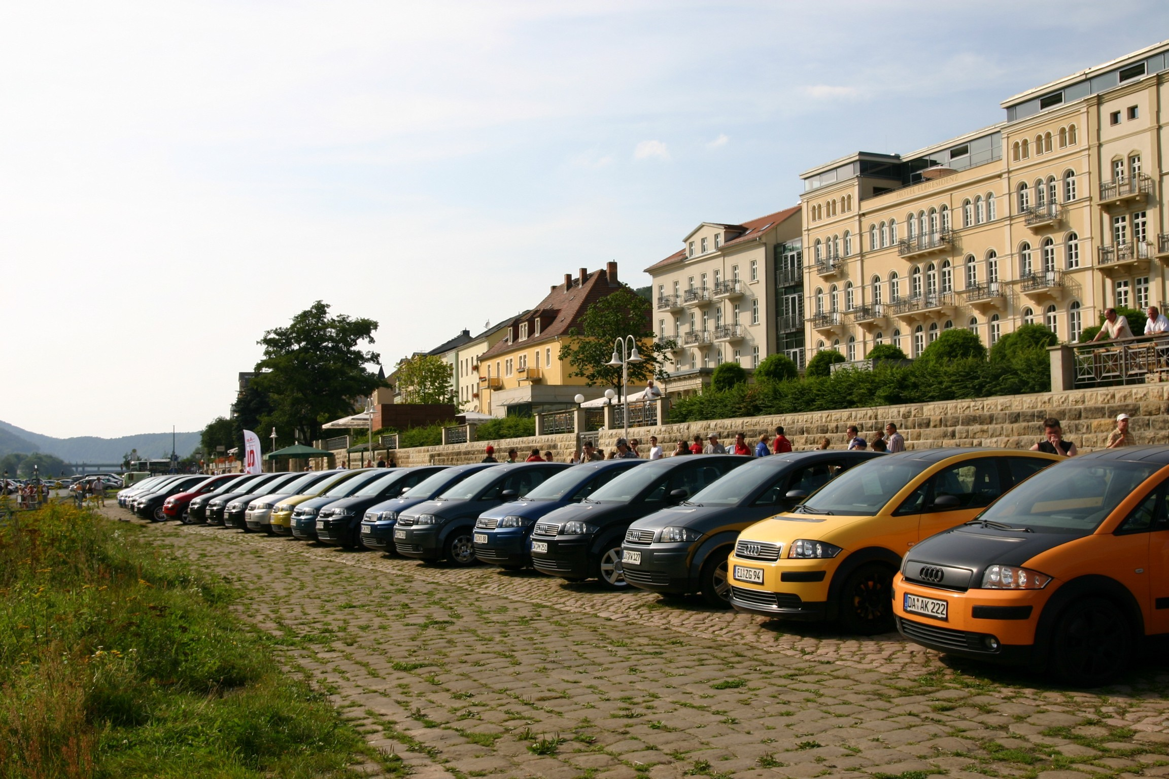 Parkplatz Bad Schandau