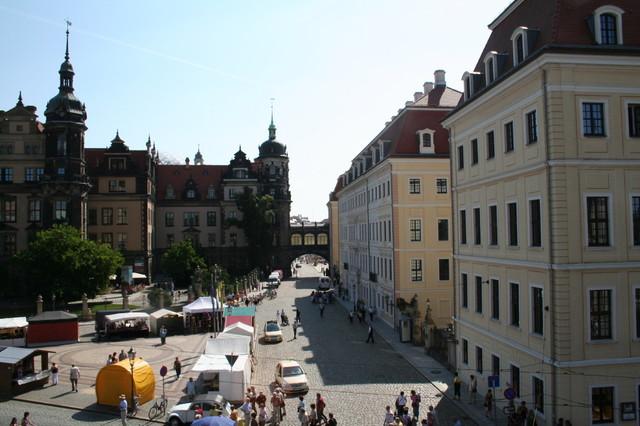 Stadtbesichtigung Dresden