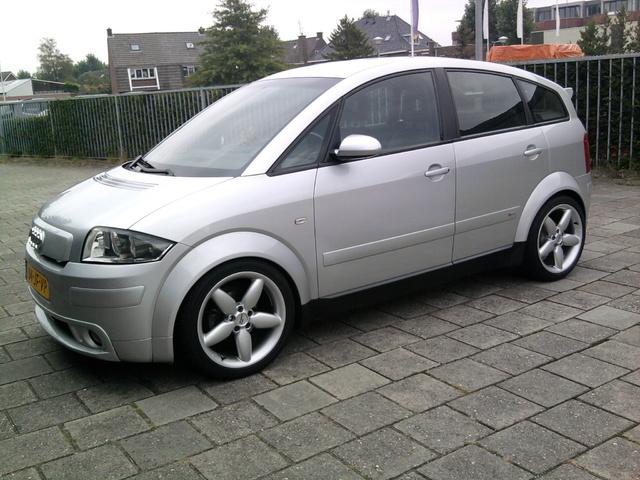 Leider wird meine A2 verkauft auf marktplaats.nl