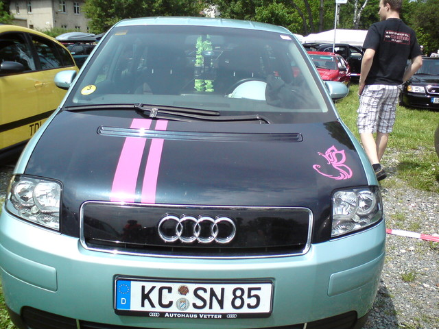 Audi-Treffen KC
