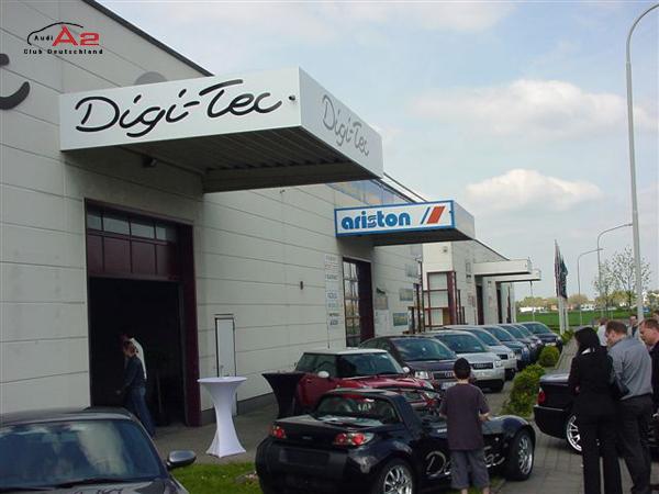 Treffen in Datteln bei Digitec