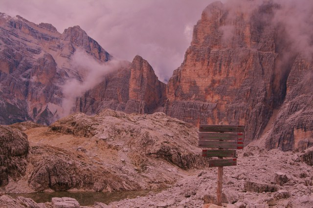 1. Große Dolomiten Rundfahrt -Südtirol/Italien