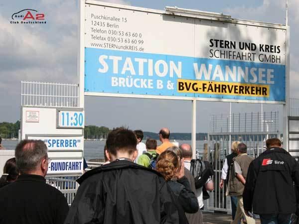 Berlin Bootstour