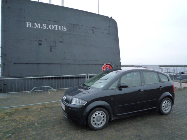 U-Boot kontra Audi