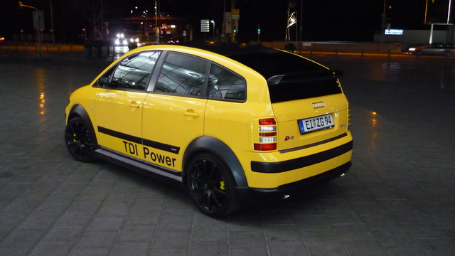audi a2 tdi power
