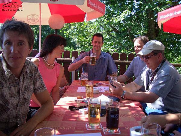 Jahrestreffen in Amberg