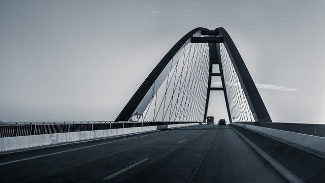 Heimfahrt über Dänemark