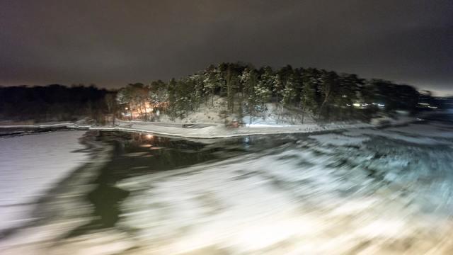Auf der Fähre von Turku nach Stockholm