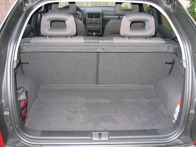 A2-D2s Audi A2 mit LPG Anlage