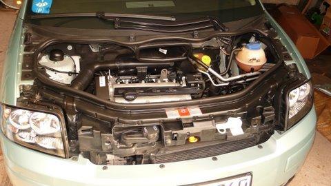 Motorraum A2