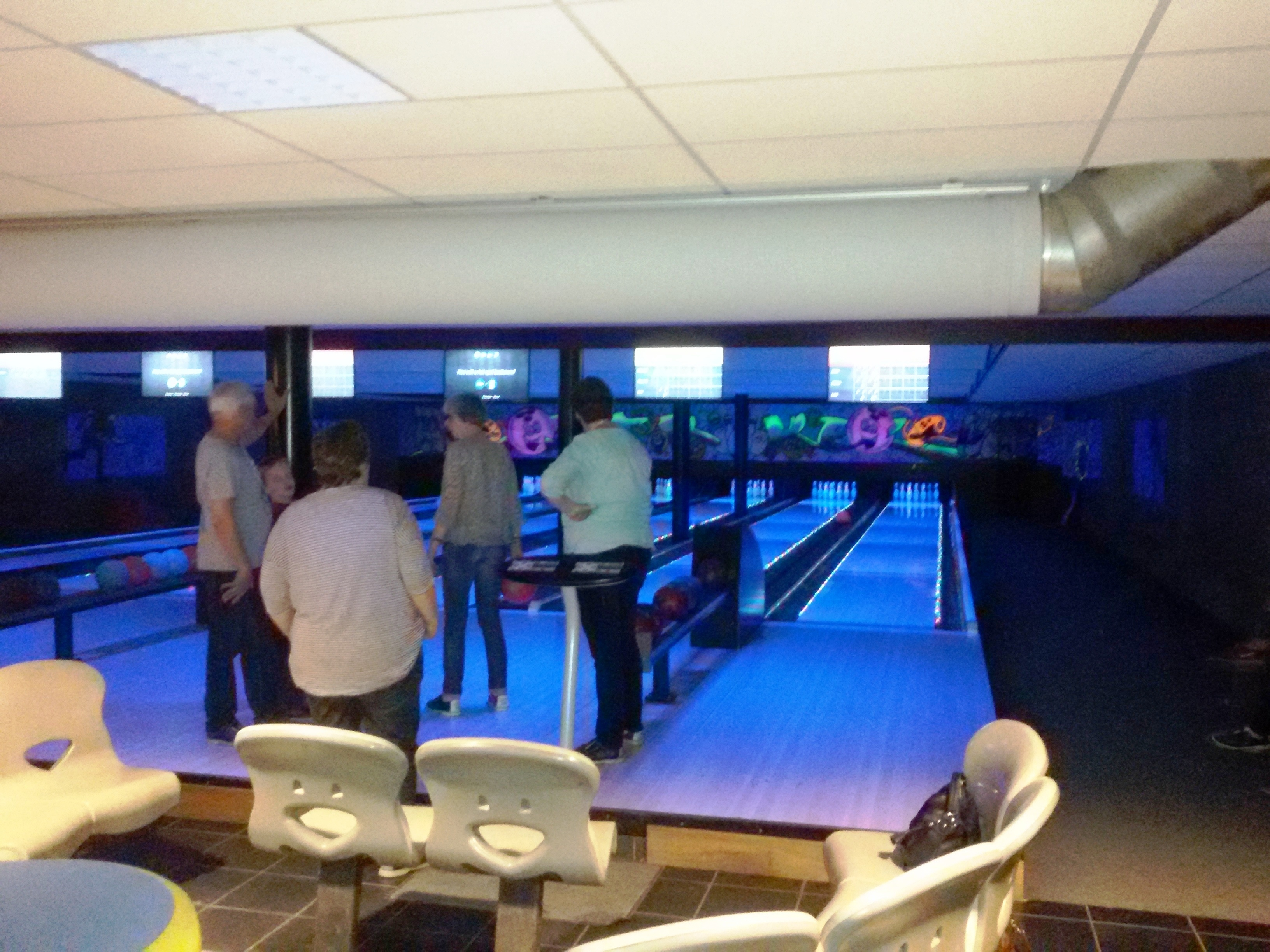 Schraubnixx Bowling