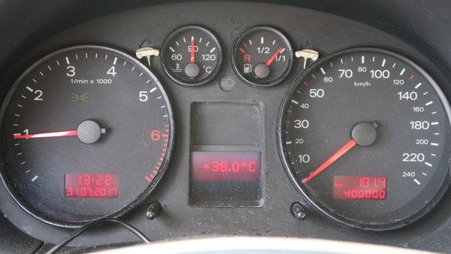400.000 km auf einem A2-Benziner!!!
