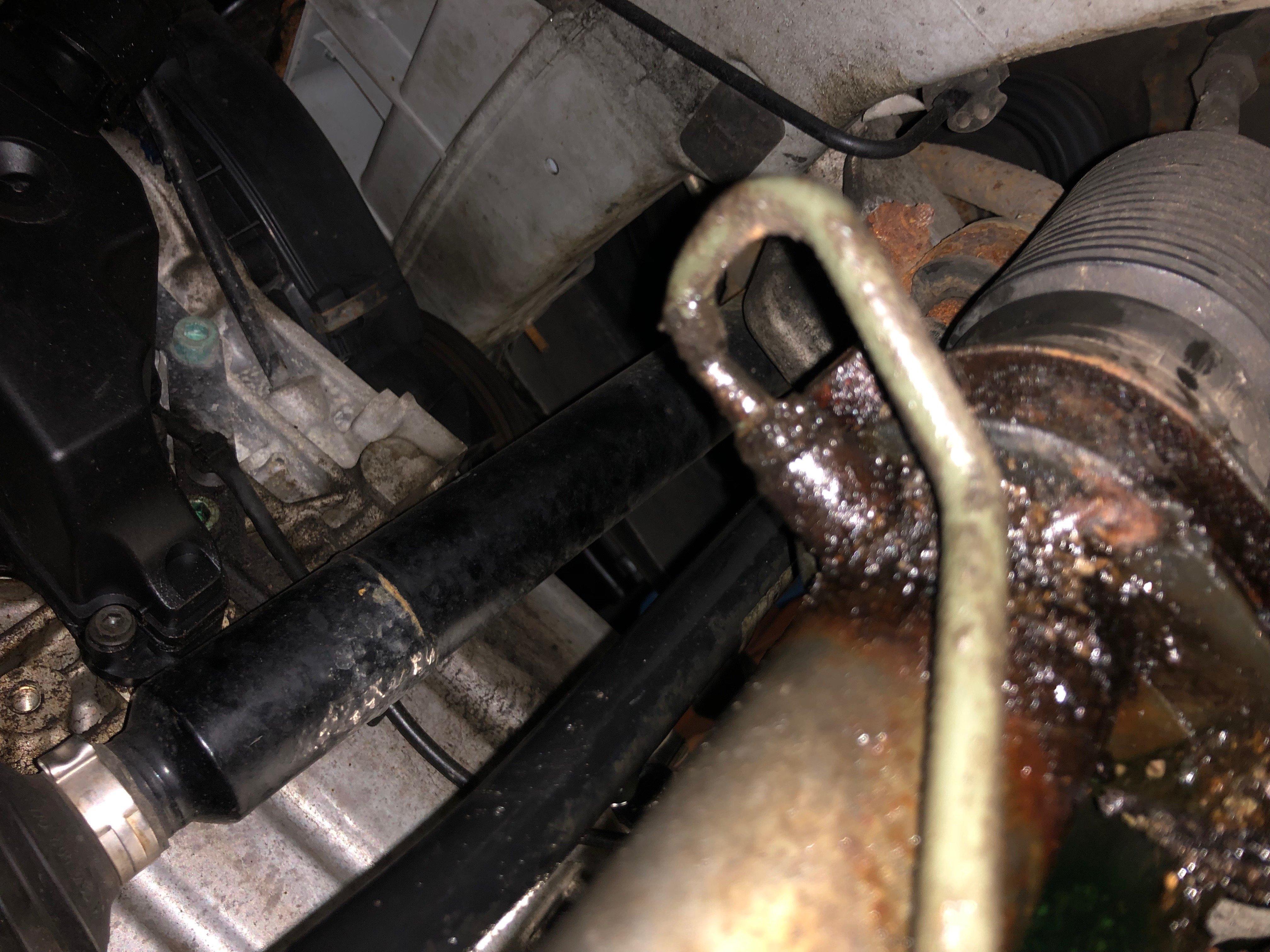 lenkgetriebe defekt