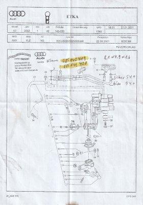 AUDI A2 TDi 3L Gangsteller Klammer.jpg
